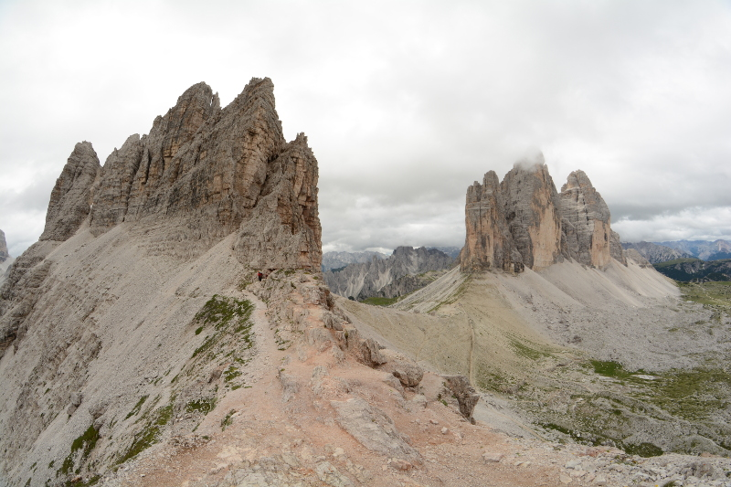 Italy Dolomits via ferrata